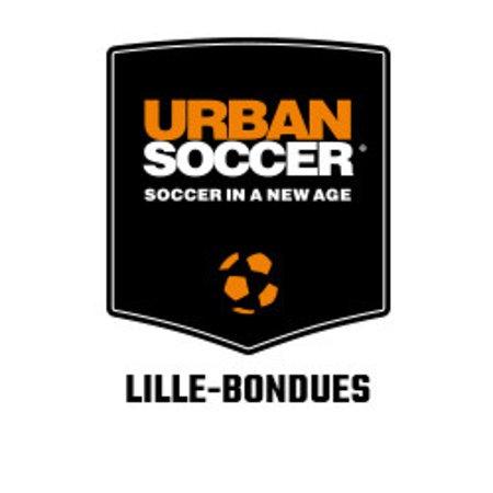Bondues, Frankreich: UrbanSoccer