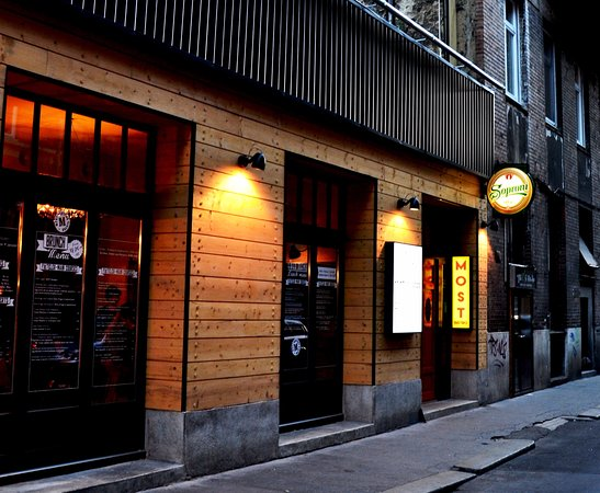 Photo of Bar Most Bistro at Zichy Jenő Utca 17., Budapest 1066, Hungary