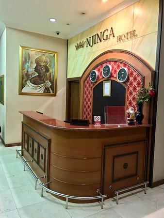 Malanje, Angola: reception