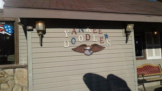 Alpine, TX: Das Yankee Doodles Caffe