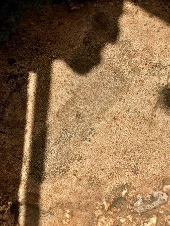 Malanje, Angola: foot print
