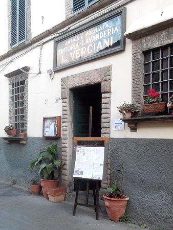 Ristorante Il mecenate a Lucca