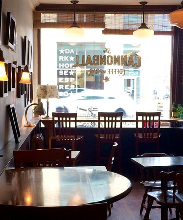 Photo of Restaurant The Cannonball at 641 Queen St E, Toronto M4M 1G4, Canada