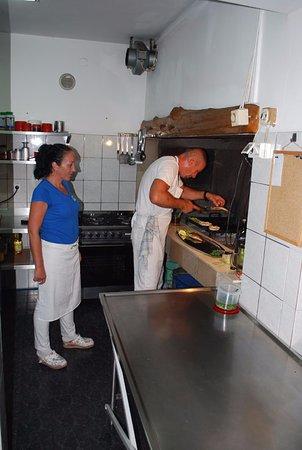 Lumbarda, Hırvatistan: Staff