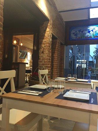 El restaurant de l'Hostalet (Mar Obert)