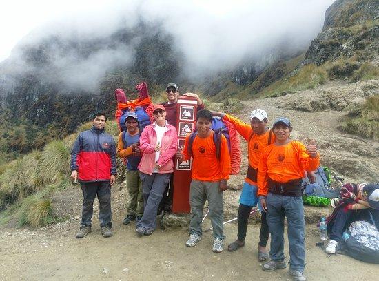 Inka Trail Explorer