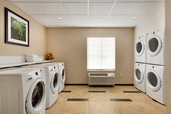 Vestal, NY: Free Guest Laundry