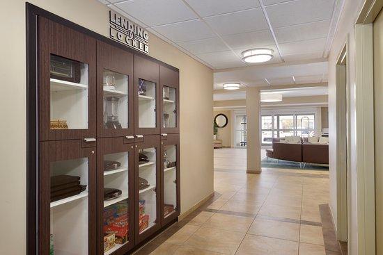 Vestal, NY: Lending Locker