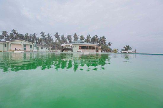 Beyin, Ghana: Swimming Pool