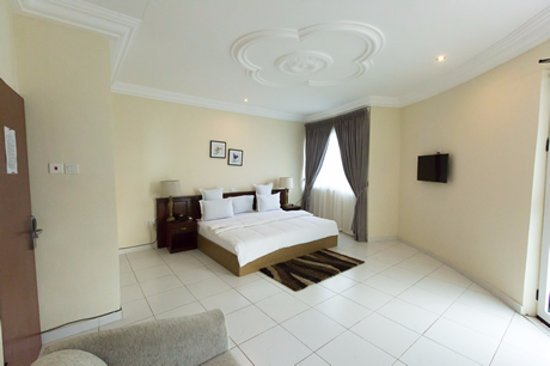 Beyin, Ghana: Standard Room