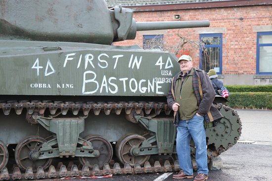 Diekirch, Luxembourg: Bastogne Barracks, Nuts Day 2016 - Your Guide ROLAND GAUL