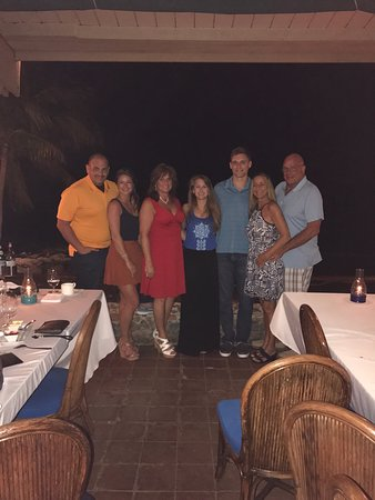 Frenchtown, St. Thomas: family and friends