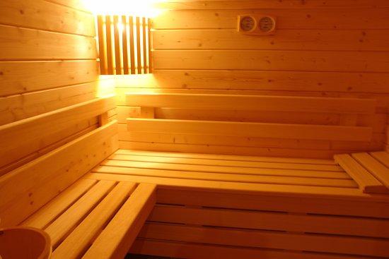 Escoubes-Pouts, France: La Bigourd'in Le Sauna