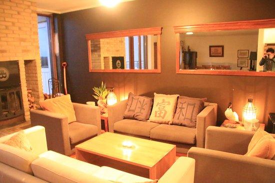 Budir, Island: Living Room - Second Floor