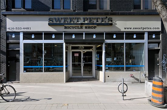Sweet Pete's Bike Shop