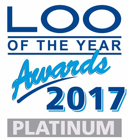 ‪‪Banwell‬, UK: Platinum Award 2017 for our Shower & Toilet Block‬