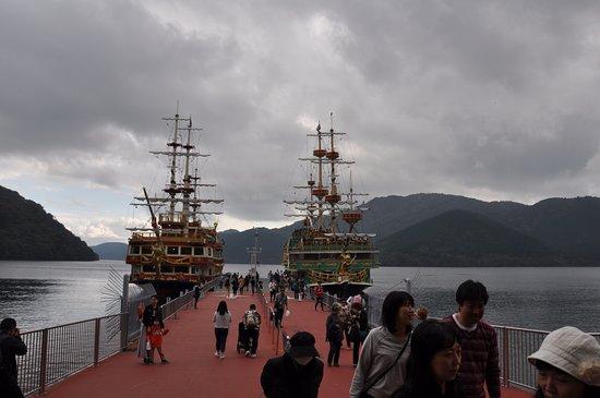 Hakone Pirate Ship: Doppelpack
