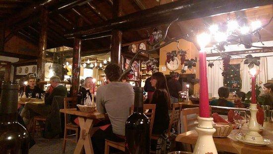 La Punt-Chamues-ch, Switzerland: Ristorante Pugliese Musella