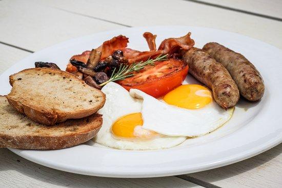 Wellington, South Africa: lovely breakfast