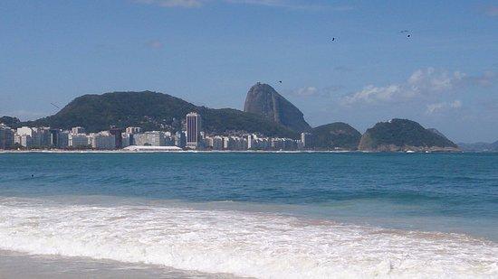 Rio de Janeiro, RJ: Praia de Copacabana