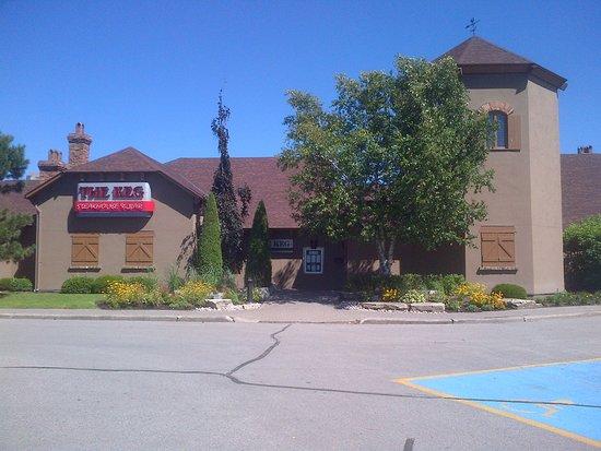 Oshawa, Kanada: The Keg Steakhouse + Bar