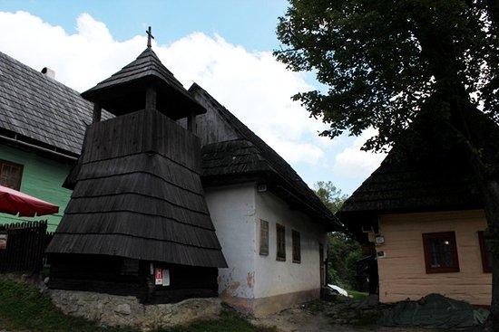Ružomberok, Slovensko: Torre e dintorni
