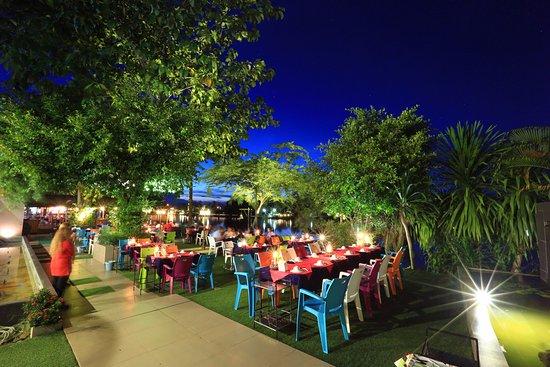 Leelawadee Restaurant Chiangrai: ร้านอาหารลีลาวดีเชียงราย