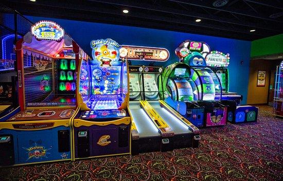 Butte, MT: Fun Zone arcade with Redemption Center!