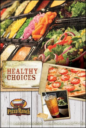 Butte, MT: Healthy choices too!