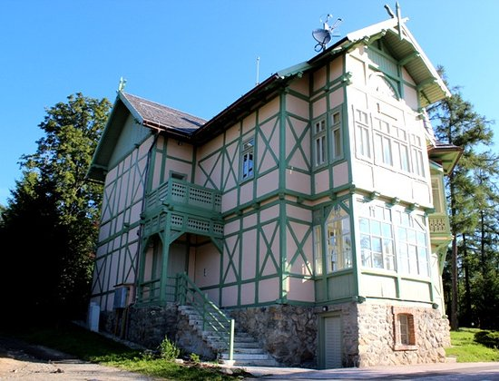 Stary Smokovec, Slowakei: Vila Ilona