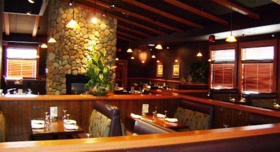 Cambridge, Canada: The Keg Steakhouse + Bar