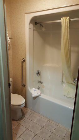 BEST WESTERN PLUS Berkshire Hills Inn & Suites: Bathroom