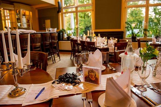 Unsere Hochzeitsfeier Im Lukas 2 Picture Of Kulinarischer Bahnhof