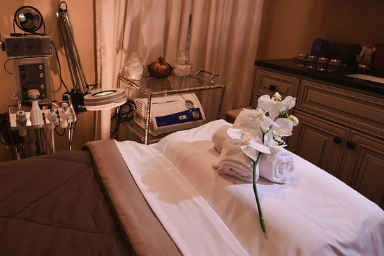 Greer, SC: One of our beautiful treatment rooms