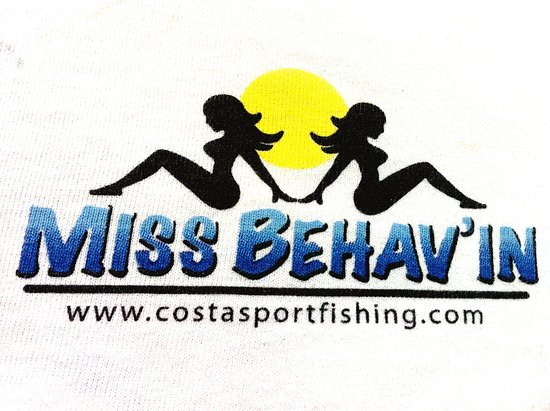 Miss Behav'in Sportfishing