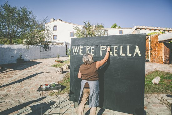 We're Paella