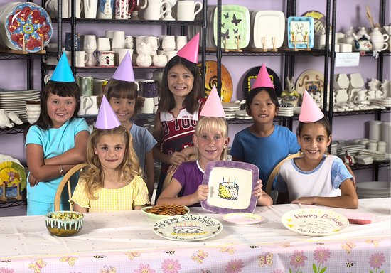 Noblesville, IN: We host great birthday parties!