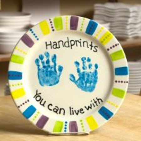 Noblesville, IN: Pottery makes a great keepsake.