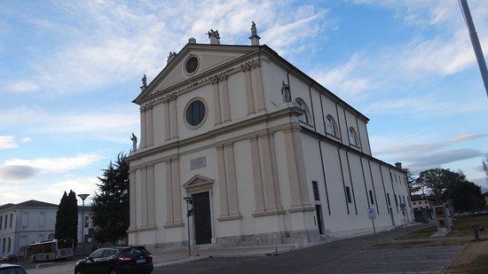 Cordenons - Eglise S. Maria Assunta - Vue de l'église