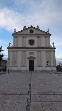Cordenons - Eglise S. Maria Assunta - Façade