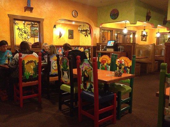 Falcon, CO: Guadalajara Restaurant