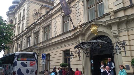 Le Palais Art Hotel Prague Image