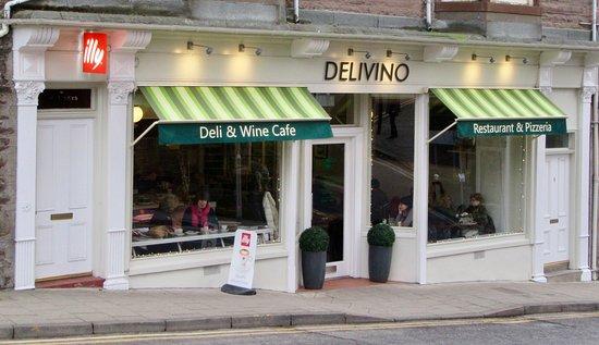 Delivino Wine Cafe Foto