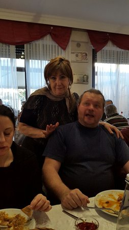 Viggiu, Italy: Grande..favoloso pranzo