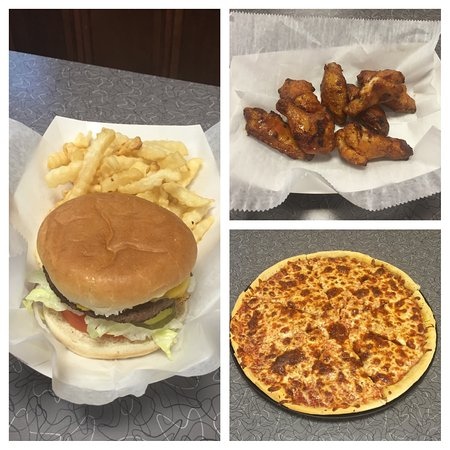 Conway, AR: Example of some our menu options!  Yum!  =D