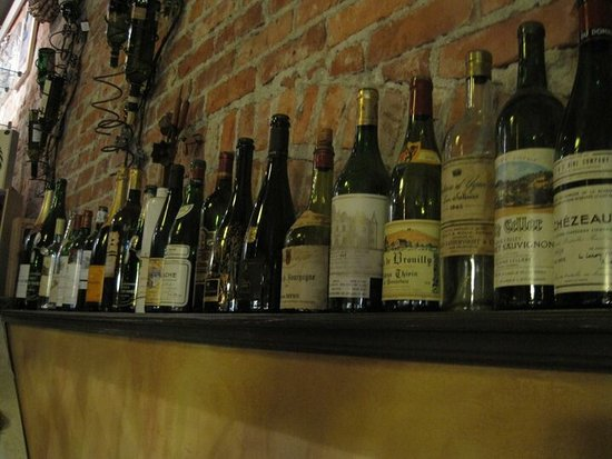 Port Townsend, Etat de Washington : The Wine Seller