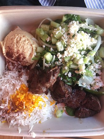 Rice Bowl Picture Of Rice Mediterranean Kitchen Miami Tripadvisor
