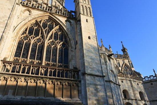 Catedral de Gloucester: gate