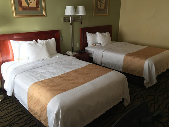 Quality Inn Airport: Room