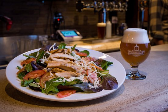 Broomfield, CO: We have great beer and awesome salads!